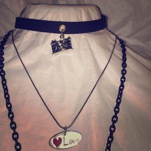 """Love in Paris"" Layered Necklace"
